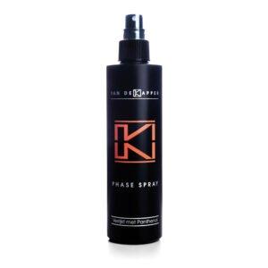 Van de Kapper Phase Spray flesje.