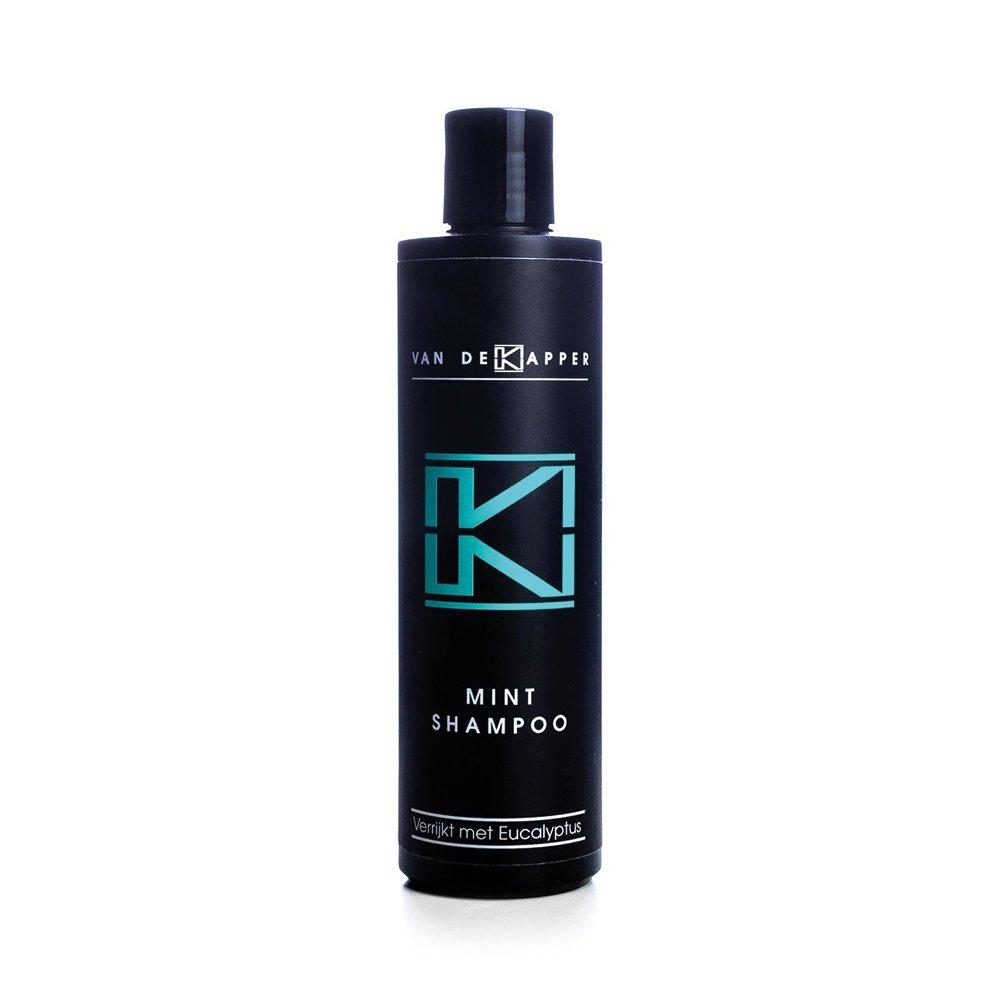 Mint shampoo verrijkt met Eucalyptus