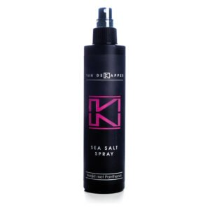 Van deKapper Sea Salt spray. Flesje van 250 ml zeezout spray.