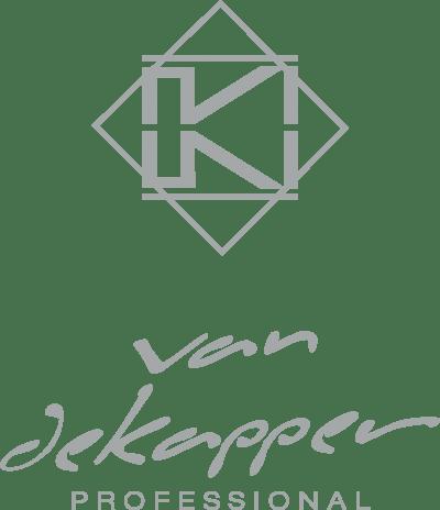 Van deKapper Haaproducten Logo