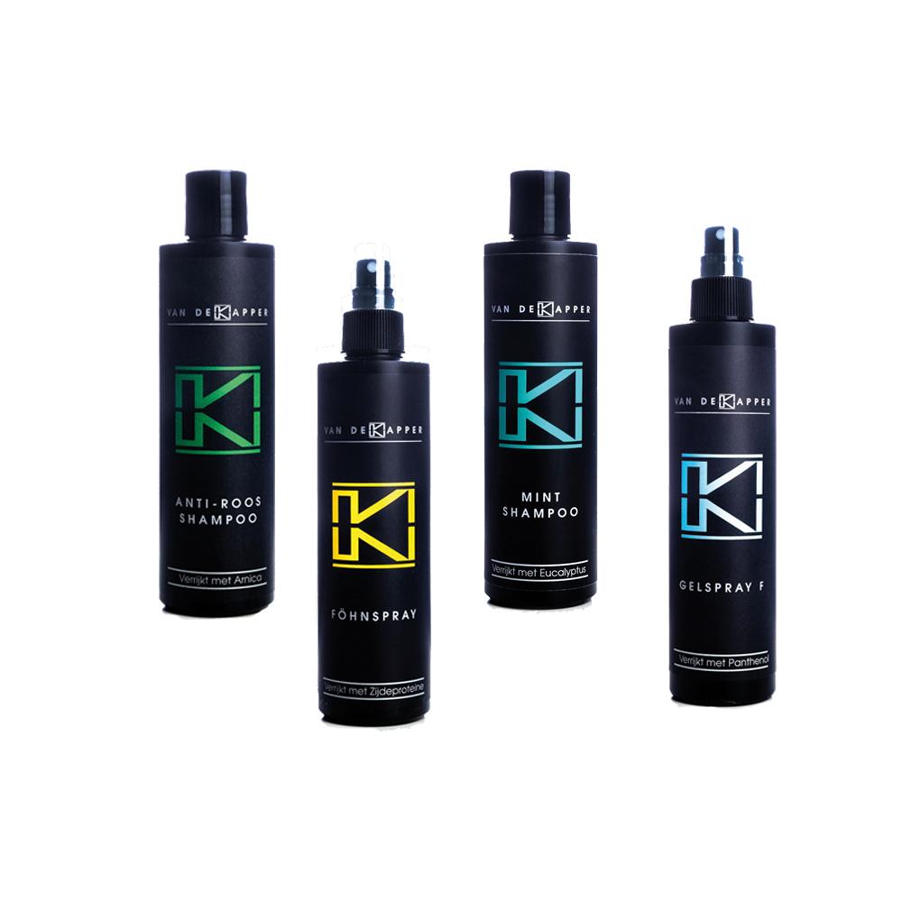 Haarproducten van de Van deKapper Shop