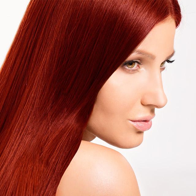 Haarproducten voor gekleurd haar